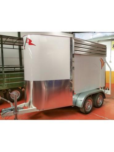 Van de Aluminio 2 caballos 2018