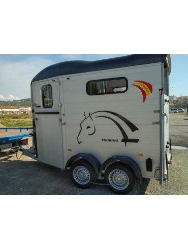 Van de 2 caballos Touring Country 2018