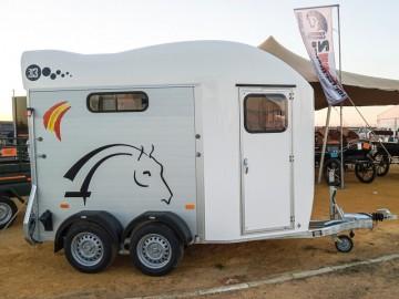Van de 2 caballos Gold 3