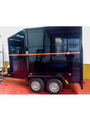 Van de Aluminio 1 caballo
