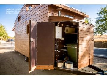Tiny House - El remolque vivienda